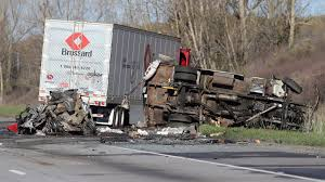 Truck Driver Charged In Deadly Hwy. 401 Crash Near Kingston - 680 NEWS Major Delays Wb 401 Near Hespeler After Crash Volving Transport Work Truck Review News Richmond Refighter Injured Truck Totaled Tree Falls On Road Driving Kenworth Peterbilt Trucks With New Paccar Transmission Live News Tv Sallite Usa Stock Photo 53295133 Alamy Jiffy Trucks Fox In Dc 104822275 Article Macs Huddersfield West Yorkshire A Channel The Streets Of Mhattan New Autocar Articles Heavy Duty Our Montreal