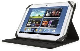 muvit easel étui folio avec support intégré pour tablettes 9 et 10