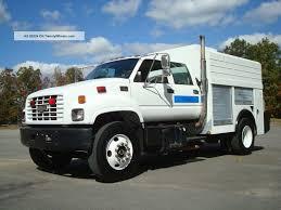 100 Mechanic Truck 2002 Chevrolet Gmc C 7500 Welder Air Compressor