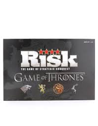Risk Game Of Thrones Skrirmish Board