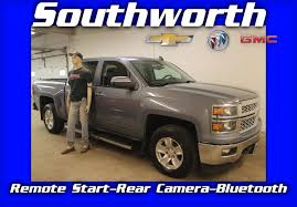 100 Chevy Truck Specials Bloomer Drivers Southworth Chevrolet Buick GMC Provides Deals On
