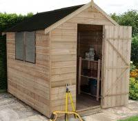 8x6 Storage Shed Plans by Firewood Storage Shed 7x5 Larchlap Pent Overlap Wooden Base