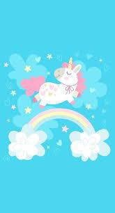 Unicorn Rainbow And Wallpaper Image