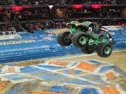 100 Monster Trucks Cleveland Jam Returns To The Q In February Scene And Heard Scenes