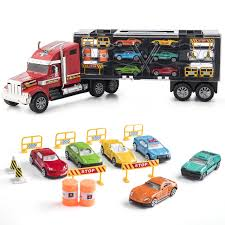 Other Radio Control - Prextex 24'' Detachable Carrier Truck Toy Car ... Team Hot Wheels Truckin Transporter Stunt Car Youtube Sandi Pointe Virtual Library Of Collections The 8 Best Toy Cars For Kids To Buy In 2018 Mattel And Go Truckdwn56 Home Depot Wvol Hand Carryon Wild Animals Transport Carrier Truck 1981 Hotwheels Rc Car Carrier Hobbytalk Other Radio Control Prtex 24 Detachable Aiting Carry Case Red Mega Hauler Big W Hshot Trucking Pros Cons The Smalltruck Niche Walmartcom