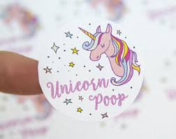 Unicorn Fairytale MultiCraft Foil Fun Stickers Unicorns