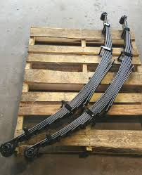 100 Truck Leaf Springs Carrier Spring Service Suspension Repair Custom Fabricated