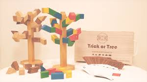 100 Trick My Truck Games Or Tree Handmade Magnetic Wooden Blocks Toy Game By