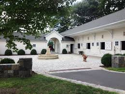 Cobblestone Stable Courtyard With Provencal Fountain Peter Dorne ... Designing Your Stable For Fire And Emergency Safety Exploring Connecticut Barns Uconnladybugs Blog Barn Pros Projects Gallery Horses Pinterest Horse 111 Best Riding Arenas Animal Care Sheds Water Wheels Dog Breyer Classics 3horse Play Set Walmartcom Successful Boarding At Expert Advice On Horse Pasture In Central Alabama Shelclair 10 Tips Farms Stables To Get Ready Spring The Stanford Equestrian Horses Some Of The Horses At Barn Horseback Lancaster