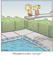 Diving Board Cartoon 16 Of 71