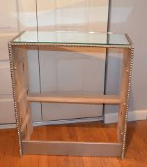 94 best DIY Mirrored Furniture images on Pinterest
