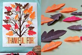 Thanksgiving Thankful Tree Craft