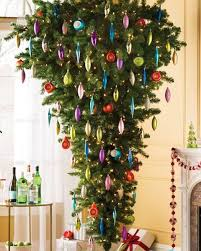Upside Down Christmas Tree Meaning