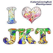 Kali Ini Mewarnai Dg Spidol Dan Pensil Warna Aquarell Water Color Imajinasi Dengan Bebas JakartaColoring BooksHobbiesDoodles