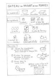 recette de cuisine gateau au yaourt les recettes des cuisiniers de la maternelle webécoles grenoble 5