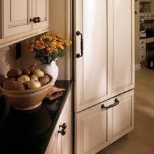 Kitchen Cabinet Door Hardware Placement by Kitchen Gray Kitchen Cabinet Chrome Pulls Hardware Placement On