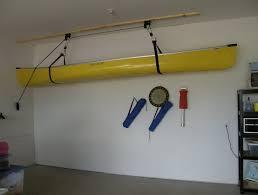 Kayak Hoist Ceiling Rack by Garage Ceiling Hoist Systems Home Design Ideas