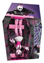 mega bloks monster high vamptastic room shop monster high doll