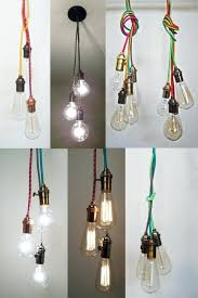 swag plugin vintage glass crystal cherub hanging l chandelier