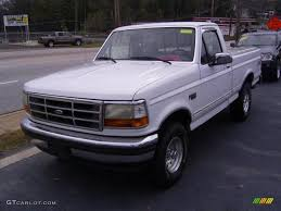 1995 Oxford White Ford F150 XLT Regular Cab 4x4 #25415333 | GTCarLot ... 1995 Ford F350 Xlt Diesel Lifted Truck For Sale Youtube Someone Has Done A Beautiful Job Customizing This F800 Used Trucks In Md Best Image Kusaboshicom F150 Best Image Gallery 916 Share And Download Pin By Micah Wahlquist On Obs Ford Pinterest Rims 79 Enthusiasts Forums Xlt Shortbed 50l Auto La West 4x4 Old Rides 5 Vehicle Lmc 1985 Resource Lightning Custom Vintage Truck Pitts Toyota 302 50 Rebuild