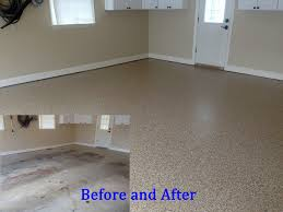 garage floors in ellicott city parkville and columbia maryland