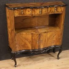anrichte venezianische möbel kommode aus walnuss holz antik