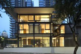 100 Terrace House In Singapore Chic Modern Tropical Paterson 3 Terrace House In By AR43