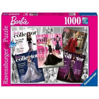 Ravensburger Fashion Barbie Puzzle 1000pc
