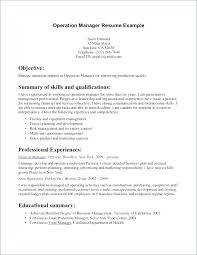 How To Describe Yourself On A Resume Housekeeping Cover Letter