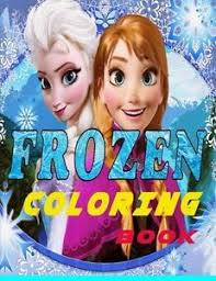 Image Is Loading NEW Frozen Coloring Book By