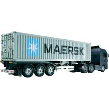 Tamiya 56326 40 Foot Container And Semi-Trailer Kit   Hobbies Tamiya 114 Rc Big Truck Series No47 Mercedesbenz Actros 3363 6 Tamiya Clod Buster Custom Painted Hard Abs 110 Chevy Body On Road Tires For Racing Euro Semi Trucks P1 Hobbies New King Hauler Project And Cstruction Rc Pinterest Autodelismo No Mercado Livre Brasil Rc Wallpapers Gallery Adventures Stretched Chrome Excitingads Of The Week 12252011 Truck Stop Man Tgx 26540 6x4 Lkw Bausatz 56325 Radio Semi Trucks Beautiful Cstruction Leyland Grand Tractor Kit Towerhobbiescom Team Hahn Tgs Michaels