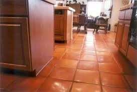 mexican paver tile floor palm springs