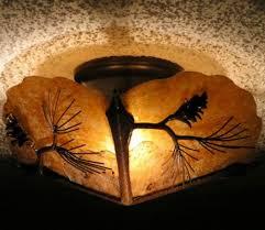 Mica Lamp Shade Company by Pine Cone Lamp Shades