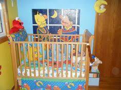 sesame street baby nursery crib bedding abc alphabet mobile babies