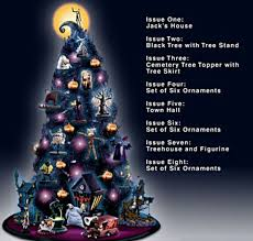Nightmare Before Christmas Tree Topper Ebay by Best Picture Of Nightmare Before Christmas Ornament Set All Can