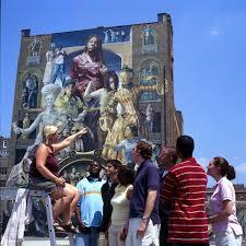 philadelphia s mural arts program inspires creativity group tour