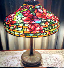 Concord Lamp And Shade by Art Antique Appraisal Appraiser