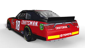 CRAFTSMAN® Sponsors Joe Gibbs Racing For 2018 | Stanley Black & Decker Power Wheels 6v Battery Toy Rideon F150 My First Craftsman Truck Banks Siwinder Gmc Sierra Home Owners Manual Bangshiftcom How Well Does An Exnascar Racer Do On The Street Amazoncom Excavator Ride On Toy Toys Games Drill From A Dig Motsports Tough Trucks Kentucky Sabotage Ford 12volt Battypowered Walmartcom Top 10 Nascar Series Crashes 199508 1 Geoff Pro Still In The News 3 Ton High Lift Jack Stands
