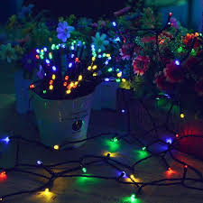 Solar String Lights 72ft 200 LED Starry Waterproof Outdoor Indoor Gardens Xmas Tree Homes Wedding Party Decor