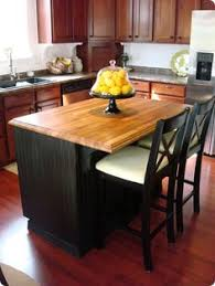 Zebrawood Butcher Block Countertop by Grothouse