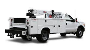 KMS Mechanics Service Truck - Dejana Truck & Utility Equipment