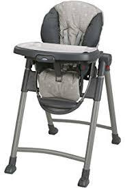 amazon com evenflo compact fold high chair monaco baby