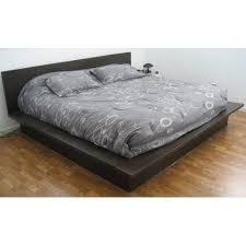 platform bed woodworking plans diy pedestal king easy walmart com