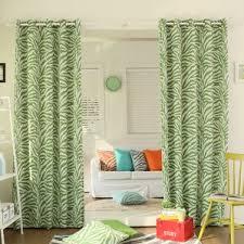 Animal Print Green Curtains & Drapes You ll Love
