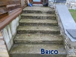 help recouvrement escalier extérieur en beton