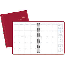 At A Glance Fashion Monthly Planner Servmart