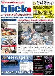 wasserburger blick ausgabe 45 2019 by blickpunkt verlag