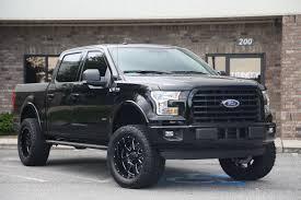 100 Lifted Ford Truck 6 16 F150 On Gear Alloys Trinity Motorsports