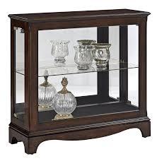 Pulaski Furniture Curio Cabinet by Pulaski Furniture Curios Petite Display Console Lindy U0027s