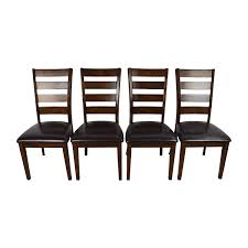 Raymour And Flanigan Dining Room Sets by 62 Off Raymour Flanigan Raymour U0026 Flanigan Kona Dining Chairs